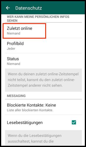 Android-WhatsApp-Zuletzonline-Deaktivieren