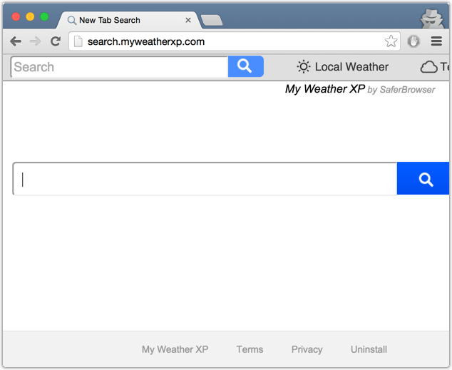 Search.myweatherxp.com
