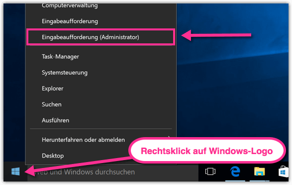 abmelden microsoft konto windows 10