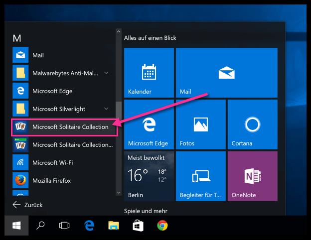 Microsoft Solitaire Startet Nicht