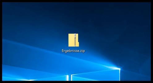 Windows 10 ZIP-Ordner