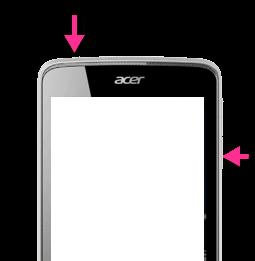 Acer Liquid Z4 Screenshots