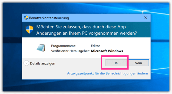 Windows 10 editor als administrator ffnen techmixx - Durch wande horen app ...