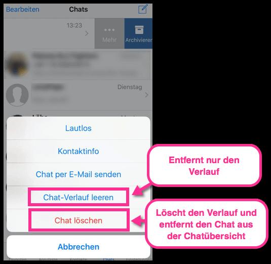Leere nachricht tricks whatsapp Leere WhatsApp