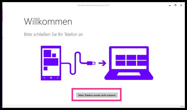 Microsoft Lumia Recovery
