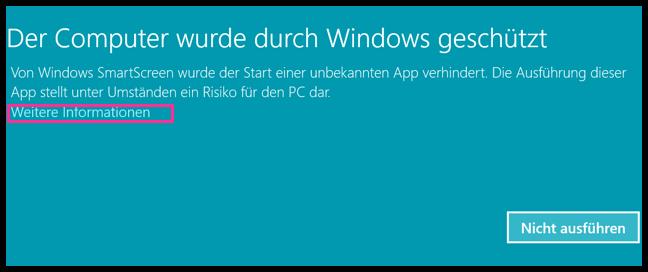 Der Computer Wurde Durch Windows Geschuetzt
