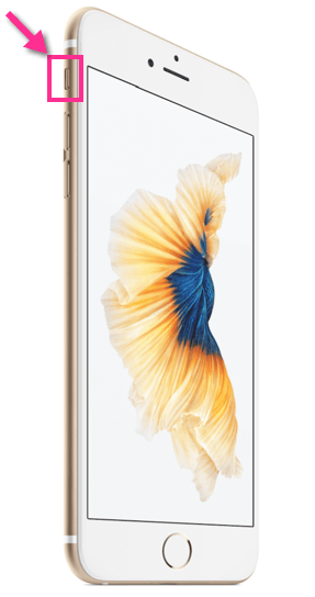 iPhone 6s Stummschalter