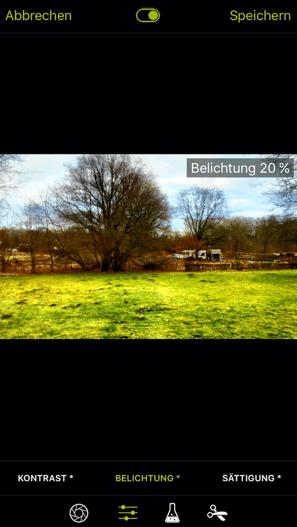 ProCamera HDR Bild