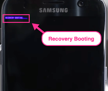 Recovery Booting