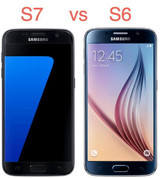 galaxy s7 vs galaxy s6 welches smartphone solltest du. Black Bedroom Furniture Sets. Home Design Ideas