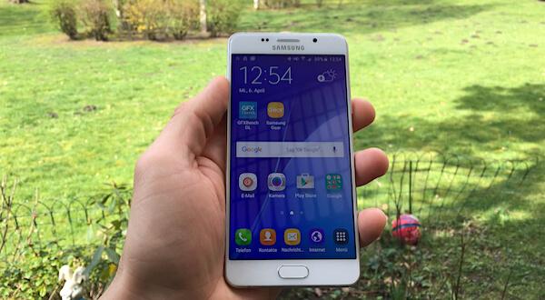 Samsung Galaxy A5 2016 im Test