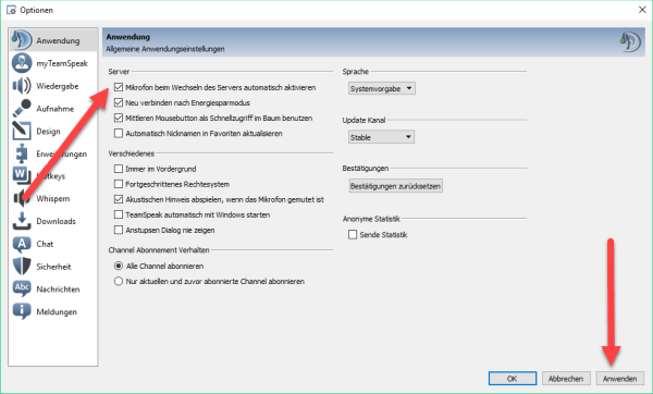 mikrofon download windows 10