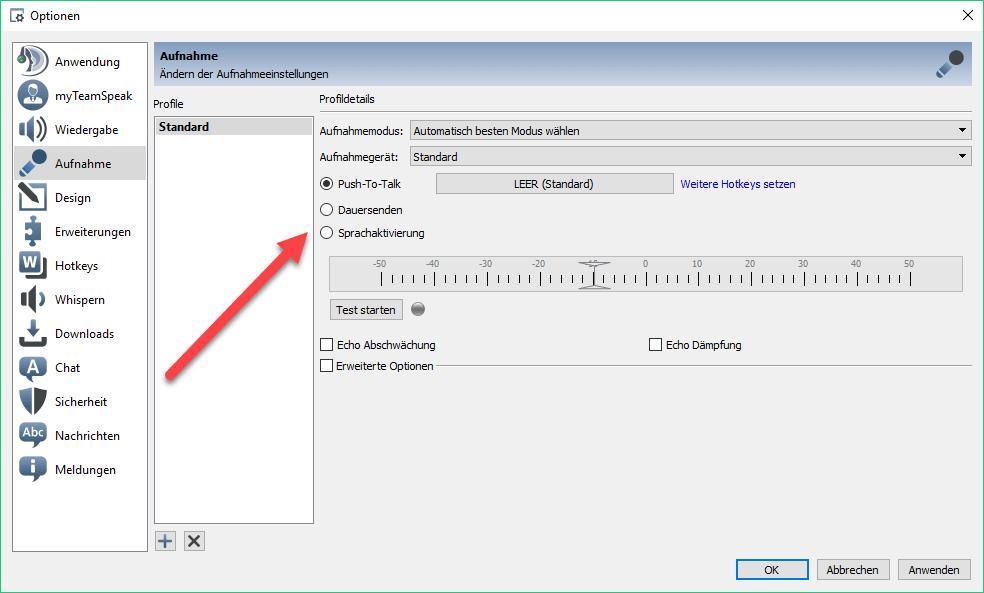 sprachaktivierung cortana windows 10