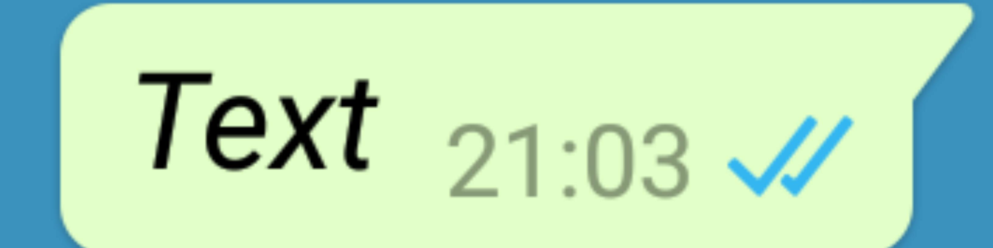 schriftarten whatsapp